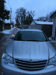 2009 Chrysler Sebring Touring Sedan With Remote Start