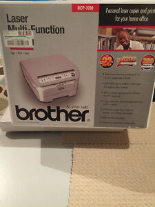 Brother DCP-7030 Laser Multi-Function Copier and Printer