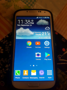 LIKE NEW SAMSUNG GALAXY S4 UNLOCKED $100 WORKS PERFECTLY!!!