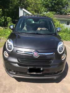 ****Fiat 500L Lounge with snow tires****