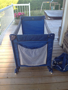Graco Pack and Play, Playpen