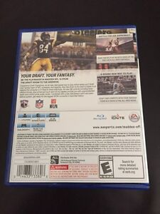 Madden 16 for PS4 London Ontario image 2