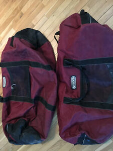 Set of 2 duffle bags (extra-large)