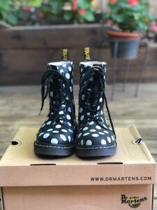 Dr. Martens Lady Rain Boots - Size 6