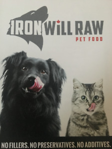 Raw Pet Food - Delivery Available