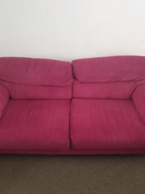 Sofa two two seater
