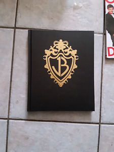 Jonas Brothers book and one direction book