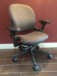 Steelcase Leap Ergonomic Professional Chair