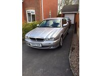 Jaguar X Type 2.5V6 4WD Auto **Cheap**