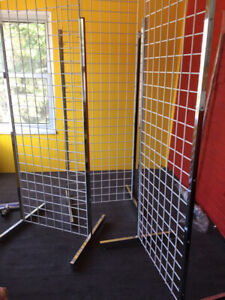 Wire Racking for Craft Fairs and Shows