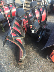 Boss VXT Poly 9ft 2in plows, 3 available