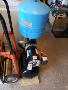 Water Pump - Cottage Convertible Deep Well Jet Pump - WOW!