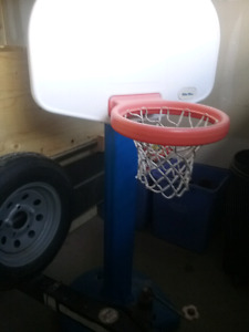 Little kids basket ball hoop