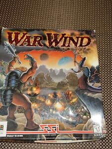 PC Game - War Wind Windsor Region Ontario image 1