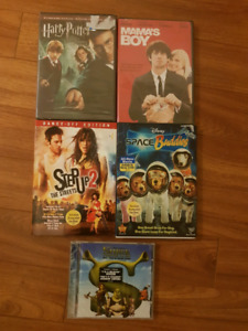 Movies and CD