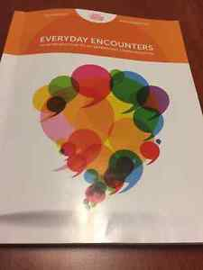Interpersonal communications textbook: Everyday Encounters
