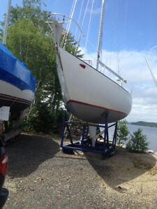 38 C&C Sailboat for sale or trade