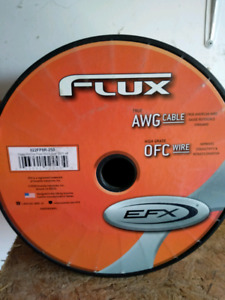 Flux 8 Guage Power Wire - 250ft