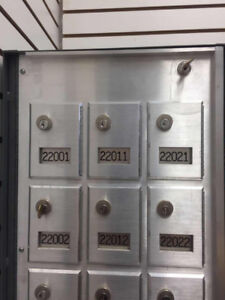 commercial mailbox for sale