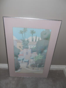 California Palm Trees - Wall Picture
