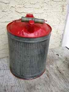 Vintage Antique Gas Cans Regina Regina Area image 3