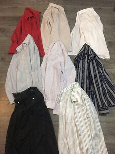 Dress Shirts Size Medium