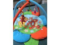 Winnie the Pooh playmat