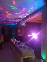 DJ Services $325/night, ph 2042947654 LIGHT SHOW Incl. LICENCED!