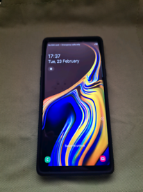 Samsung galaxy note 9 SOLD