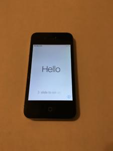 IPhone 4S Black, 16GB.