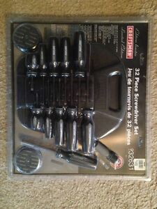 new craftsman screwdriver set