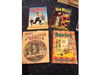 Collectors manuals comics