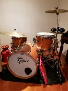 Gretsch Renown Maple (As-tu une Gibson Les Paul à échanger?)