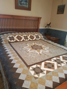 Beautiful Queen Size Quilt