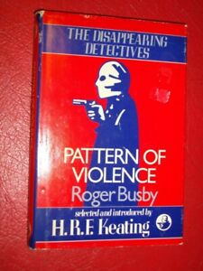 PATTERN OF VIOLENCE- The Case of the Disappearing Detectives