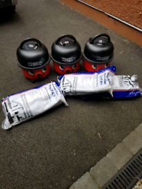 Henry hoover whith new set off fittings and hose and dust bag each £60