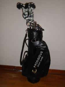 Sporting goods Golf Clubs Full Set of Men RH. Prodigious Good Lu