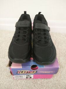 Brand New Skechers Elasticka Kids Shoes (Youth Size 2)