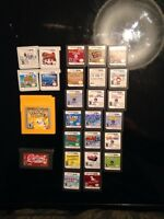 Gameboy DS, ds lite, 3DS, color and advance for sale