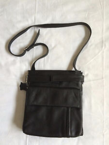 Brand New Black Leather Purse