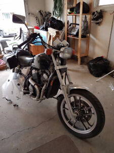 motor cycle for sale PRICE REDUCED