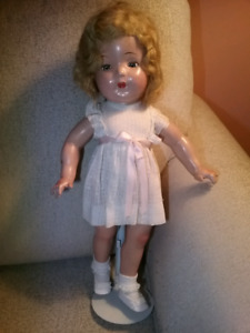 1939 Composition Doll