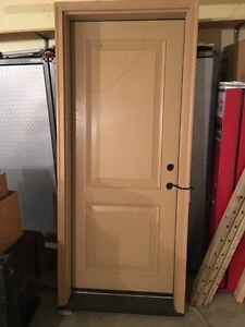 "32"" Fibergalss Door Unit"