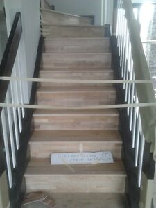 Hardwood  from  $1.50sqf** and laminate $1.20sqf*** installation Edmonton Edmonton Area image 4