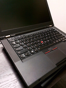 A+ Thinkpad T430s i5-3320m 6GB DDR3 1600x900p, 320GB (SSD & i7)