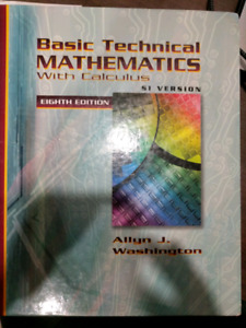 Basic technical mathematics with calculus buy or sell books in basic technical mathematics with calculus buy or sell books in ontario kijiji classifieds fandeluxe Gallery