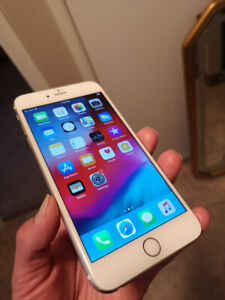 GOLD Edition Iphone 6S PLUS 64 GB Unlocked - $270 firm for sale  Edmonton