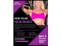 PERSONAL TRAINING SERVICES *SPECIAL OFFER *
