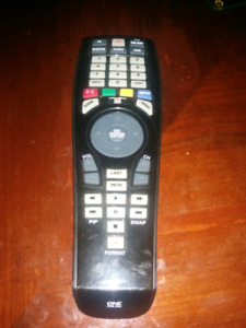 All For One Universal 5 Device Remote (COARC05G)