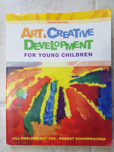 Art and Creative Development for Young Children. 8th Edition.
